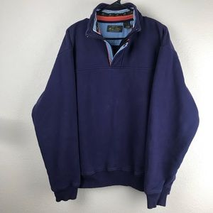 Orvis Signature Collection 1/4 zip Pullover